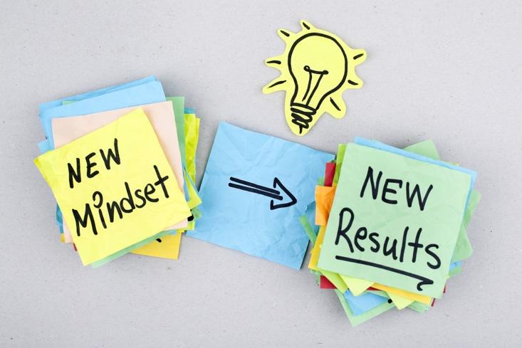 change your business mindset